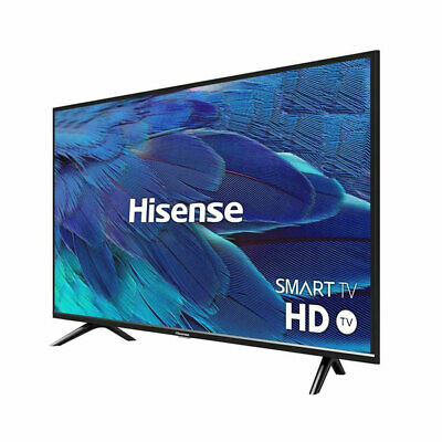 Hisense H40BE5500UK 40 Inch Smart Full HD LED TV Freeview Play USB Playback
