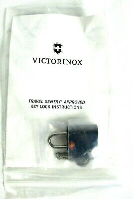 New Victorinox Travel Sentry Approved Key Lock Set Luggage Briefcase Small Lock