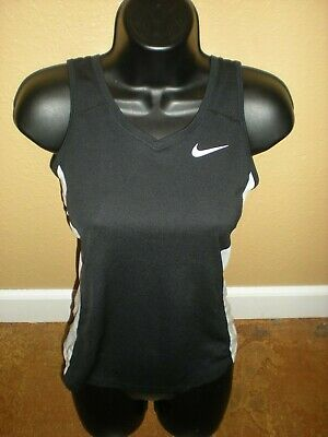 WHITE MSRP $39 NEW NWT 2X REVERSIBLE ATHLETIC TANK TOP RACERBACK BLACK