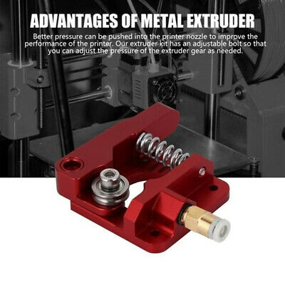 MK8 Extruder Upgrade Kit Nozzle Spring for Creality Ender 3 Pro CR-10 1.75mm