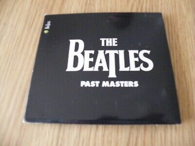 The Beatles Double Cd Past Masters Excellent Condition Rare