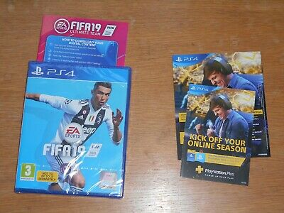 Fifa 19 Ps4 (Standard Edition) New & Sealed