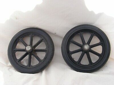 Wheelchair Front Wheels Solid Caster Wheels For Wheelchair #166