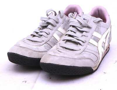 Onitsuka Tiger Womens EU Size 39 Grey Trainers