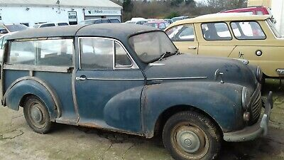 1962 Morris Minor 1000 'Rosie' ~ Nice Entry Classic ~ Dual Personality Phase 1!!