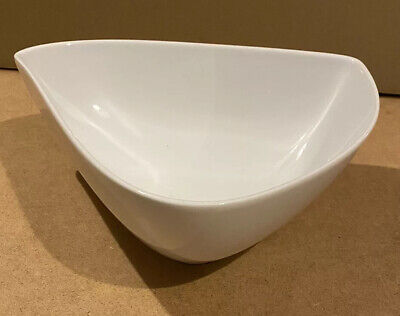 White By Denby Serving Dish