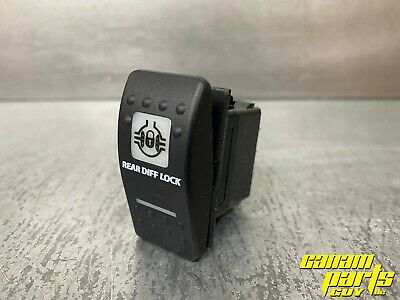 OEM Can Am Defender Maverick Trail/Sport Rear Differential Lock Switch 710005470