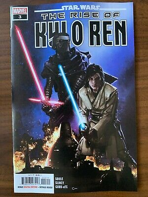 Star Wars: Rise of Kylo Ren #3 (2020) 1ST PRINT BEN SOLO Origin NM LOW PRINT RUN