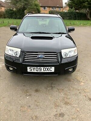 Subaru Forester 2.5 XT Auto 2009. With 36200 miles only