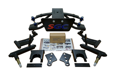 "6 "" Doppel A-Arm Lift Set für Club Auto DS 2004 & Up"