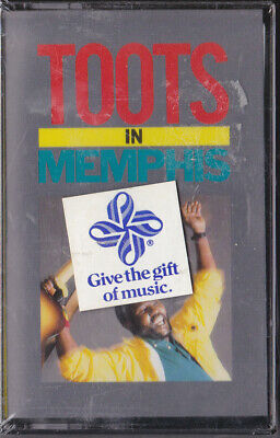 Toots In Memphis (Toots In Memphis) Cassette (New And Sealed)