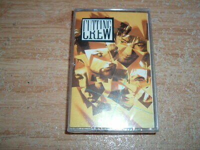 Cutting Crew (The Scattering) Cassette (New And Sealed)