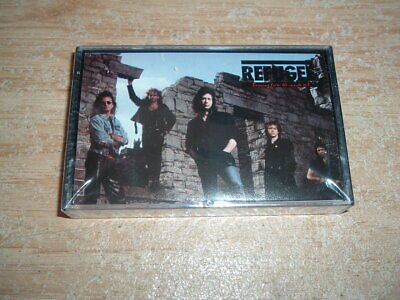 Refugee (Burning From The Inside Out) Cassette (New And Sealed)