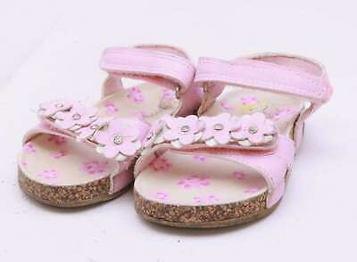 Chatterbox Girls UK Size 7 Pink Sandals