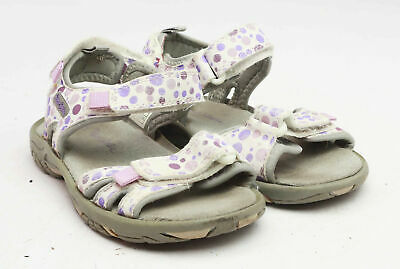 Peter Storm Girls UK Size 12 White Sandals