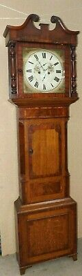 Long Case (Grandfather) Clock in Good Working Order *Collection*  (Hospiscare)
