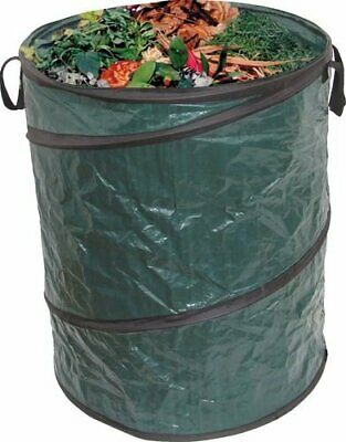 2x saxon Garden Waste Bags Pop up Heavy Duty Strong Refuse Rubbish Sack 85 Ltr