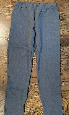 EUC Girl's Sz 12 XL Gray Leggings - Many Leggings Listed! Will Combine Shipping!