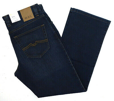 Mac Brad Herren Men Jeans Hose Denim stretch 33/30 W33 L30 blau NEU C249