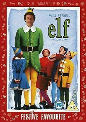 Elf DVD Christmas classic 2 disc version Will Ferrell vgc