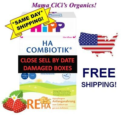 ***FREE EXPEDITED SHIP*** HiPP Combiotic HA PRE Hypoallergenic First Infant Milk