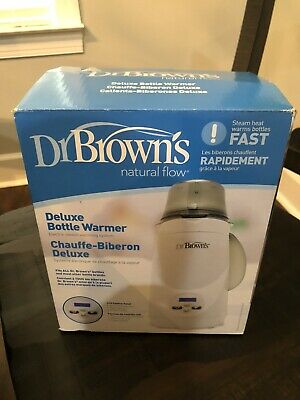 Dr. Brown's Bottle Warmer - Opened Only To Test