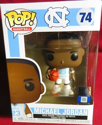 Michael Jordan, North Carolina Away Uniform, Brand New Funko Pop Basketball
