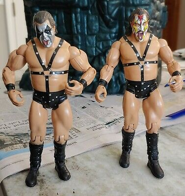 Demolition Ax And Smash WWE Jakks Classic