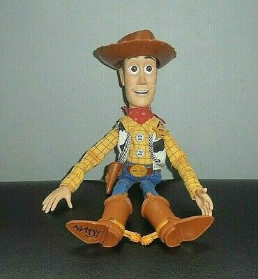 Disney Pixar Toy Story Talking Woody Complete With Hat
