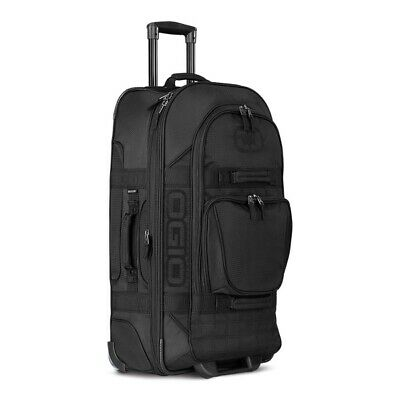Ogio Terminal Stealth Wheeled Rolling Suitcase Luggage - New 2019