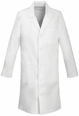 "WorkWear 4421 Unisex 40"" Unisex Lab Coat Medical Uniforms Scrubs"