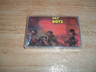 Fat Boys (Coming Back Hard Again) Cassette (New And Sealed)