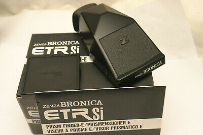 Bronica ETRsi Prism finder E. Bronica ETR fit