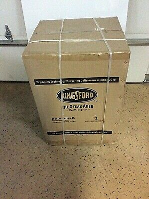 Kingsford Steakager  Master Series 45 Dry Steak Aging Value $799