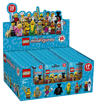 🎈 Pick Your Own - LEGO™ Series 17 Collectible Minifigures ✨ New 71018 CMF