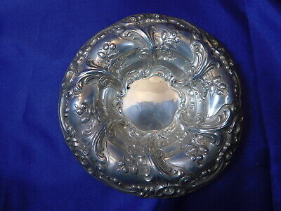 Gorham Sterling Silver Candy/Trinket Dish #A5627 - Very Good Condition D
