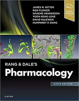 Rang & Dale's Pharmacology 9th Edition [P.D.F]