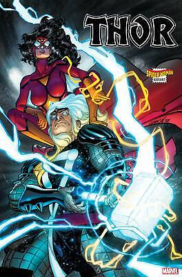 Thor #4 Spider-Woman Variant