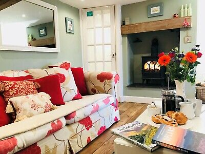 LUXURY HOLIDAY COTTAGE -  Short Breaks - 3 & 4 nights from £335 Jan-Mar 2020