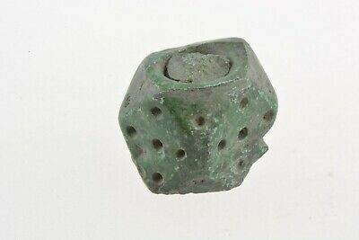 Polygonal Byzantine bronze weight 6th-8th century AD