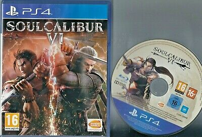 Ps4 Soul Calibur IV