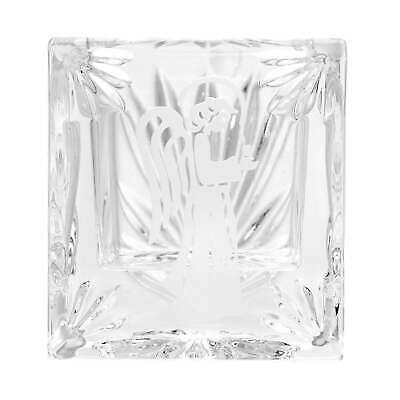 """Waterford Crystal 2.5"""" Christianity Votive - Angel Edition"""