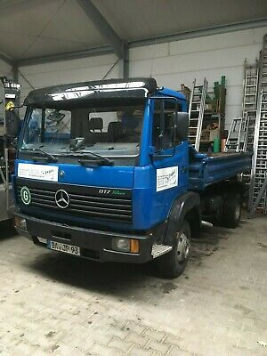 Mercedes LKW 817 Kipper
