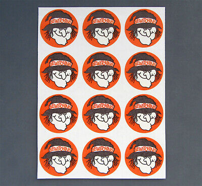 LICORICE STICK Vintage TREND Matte Scratch and Sniff Stinky Stickers No TM
