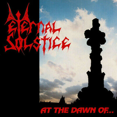 Eternal Solstice / Mourning (2) - At The Dawn Of ... (VIC Records) CD, Album, RE