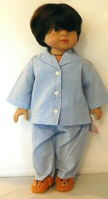 "Pkg of 3 fits 18/""American Girl Doll Boy Logan! Cute Boy Knit Underware"
