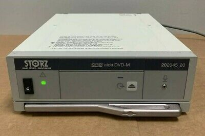 KARL STORZ 202045 20 SCB AIDA DVD-M Capture Recorder - Biomed Tested
