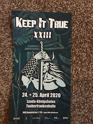 Keep It True 2020 Sold Out Ticket + Pre Show Ticket