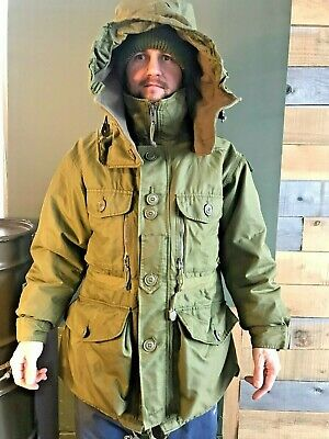 Canadian Forces Extreme Cold Weather Parka Size Medium-Short Canada Army...