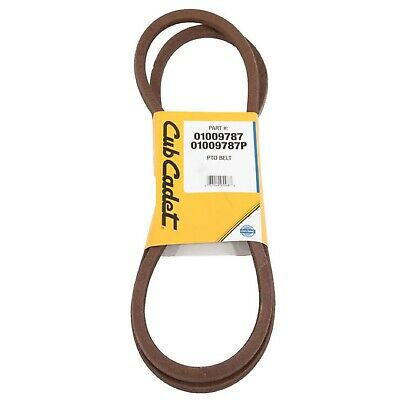"""CubCadet OEM Replacement Belt 01009787,01009787P 5//8x79 3//4 with 44/"""" 48/""""and 54/"""""""
